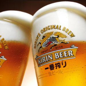 キリンビール一番搾りイメージ画像